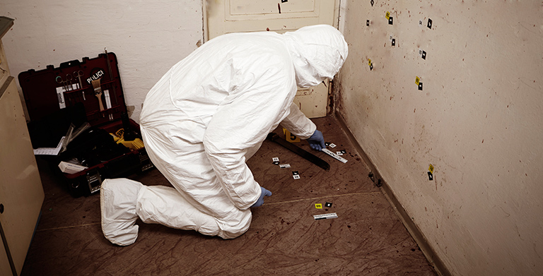 Crime Scene Cleanup Services in Knoxville TN
